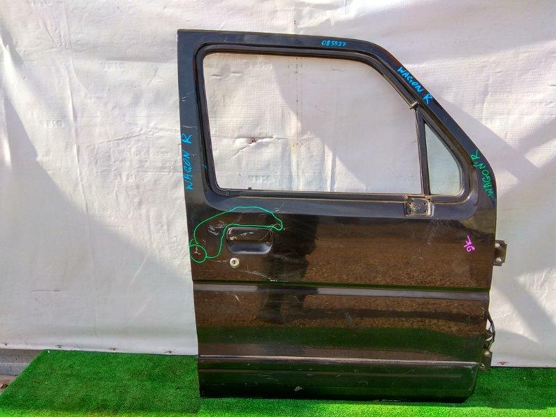 Дверь Suzuki Wagon R Wide HT51S M13A передняя правая