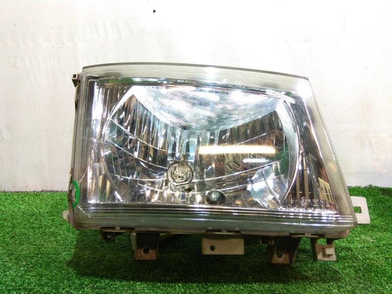 Фара Mitsubishi Fuso Canter FBA20 4P10 правая 100-37093 12V,ЭЛЕКТРОКОРРЕКТОР (СКОЛ)