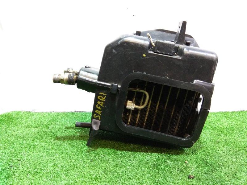 Радиатор кондиционера Nissan Safari WGY60 TD42T САЛОННЫЙ В КОРПУСЕ БСП