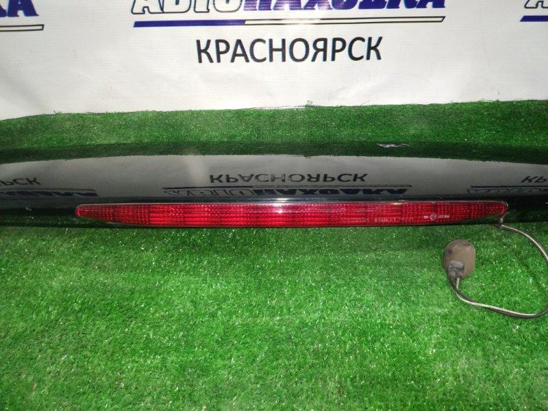 Спойлер Honda Odyssey RB1 K24A 2003 задний 74900-SFEB-0030 5-й двери со стопом 4031