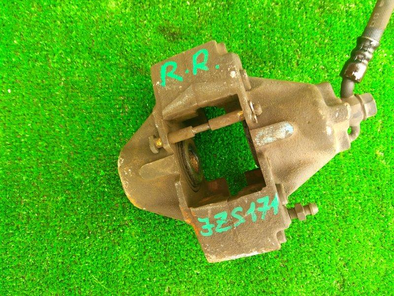 Суппорт Toyota Crown JZS171 1JZ-GTE задний правый