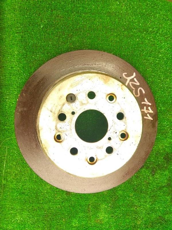 Диск тормозной Toyota Altezza GXE10 1G-FE задний ---------- Ф310, T12, CD62, H63, 5*114,3, НЕ ВЕНТ, CROWN JZS171,