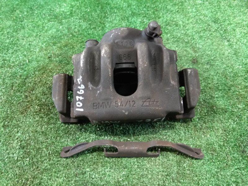 Суппорт Bmw Z3 E36 M44 B19 1995 передний правый FR под невентилир диск D=285 мм