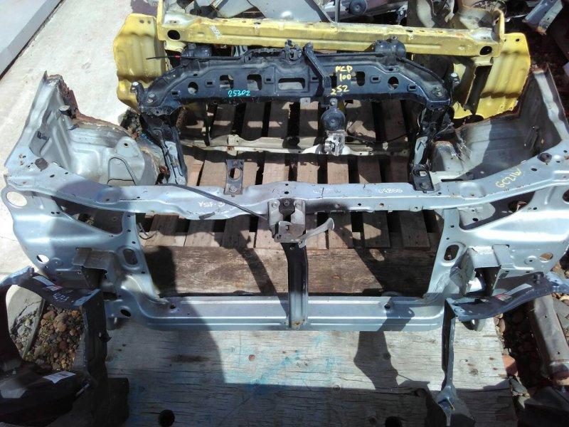 Рамка радиатора Suzuki Cultus GC21W G15A 1996 1 мод. (дорестайлинг) - своя
