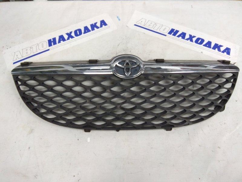 Решетка радиатора Toyota Duet M100A EJ-VE 2001 0 2 модель , (2ой рестайлинг) , (01-04 гг.) , *** дефект