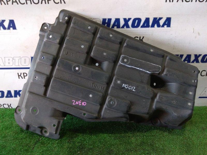 Защита топливного бака Toyota Wish ZNE10G 1ZZ-FE 2003 задняя 58398-68010