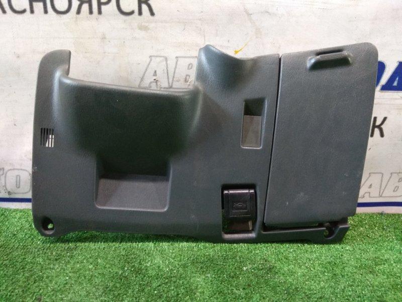 Накладка пластиковая в салон Toyota Sprinter Marino AE101 4A-FE 1992 передняя правая нижняя облицовка