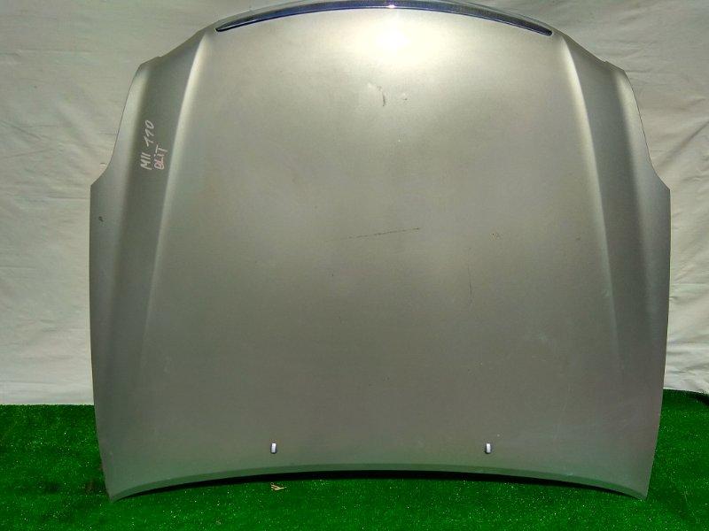 Капот Toyota Mark Ii Blit GX110W 1G-FE
