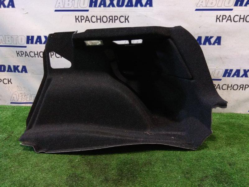 Обшивка багажника Bmw 120I E87 N46B20B 2004 задняя правая 51479203184 правая боковая обшивка с