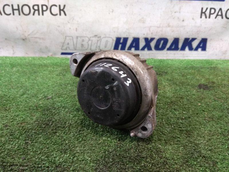 Подушка двигателя Bmw 120I E87 N46B20B 2004 13981112 ДВС боковая