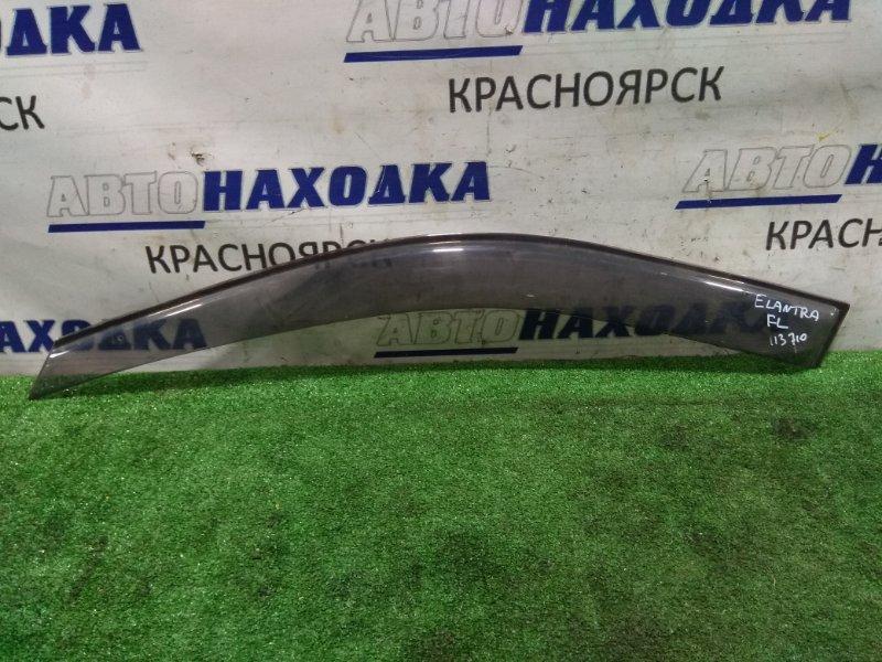 Ветровик Hyundai Elantra XD G4GB 2000 передний левый FL