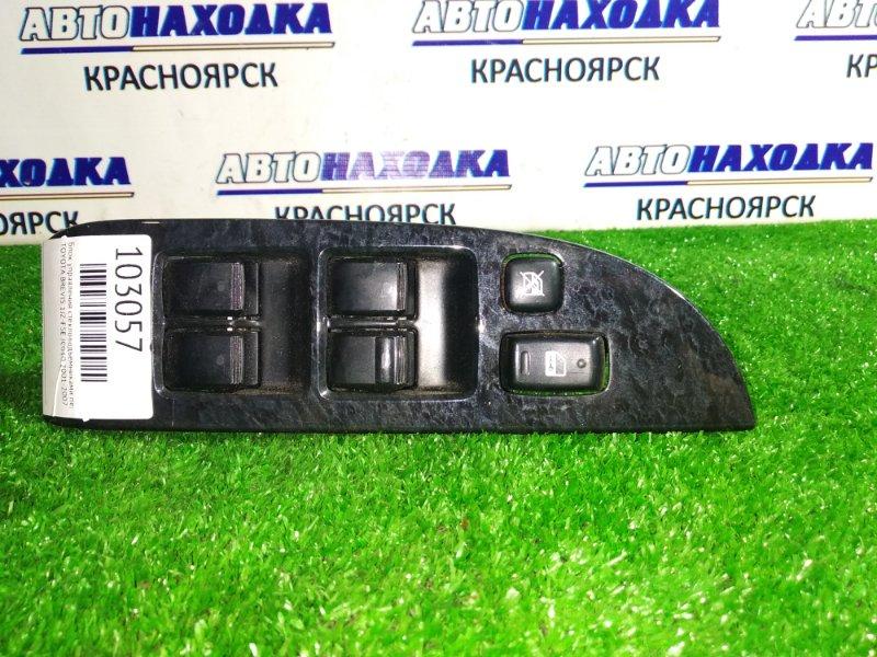 Блок управления стеклоподъемниками Toyota Brevis JCG10 1JZ-FSE 2001 передний правый