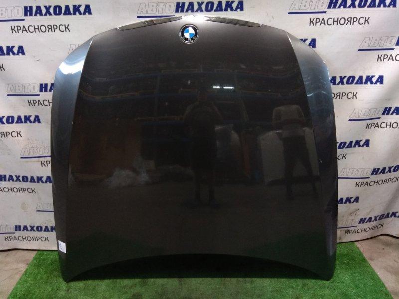 Капот Bmw 320I E90 N46B20 2004 графит металлик ( код A22 )