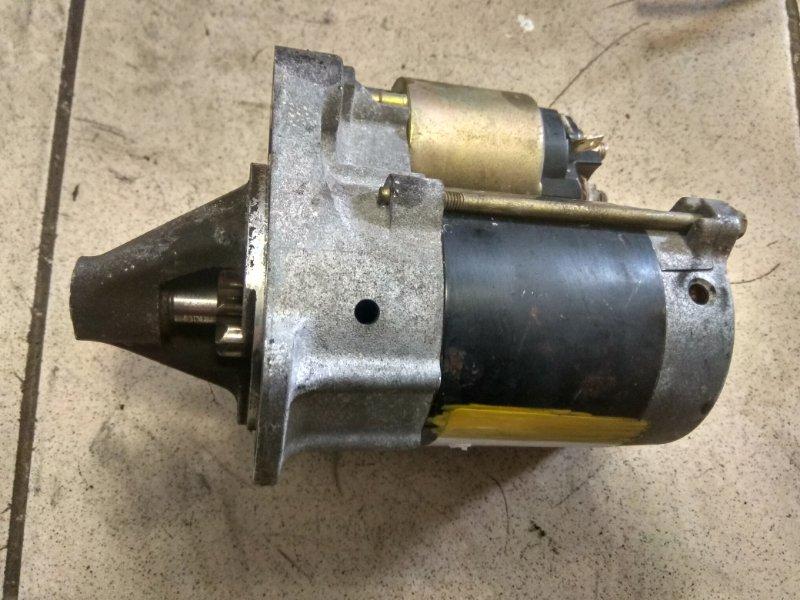 Стартер Toyota Duet M101 K3-VE 28100-97401 PASSO QNC10, 0.8KW,