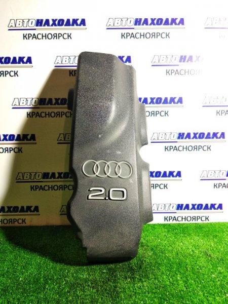 Крышка гбц Audi A4 B6 ALT 2000 декоративная 2,0