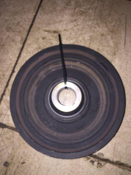 Шкив коленвала Honda Civic ES1 D15B диаметр болта 28 мм