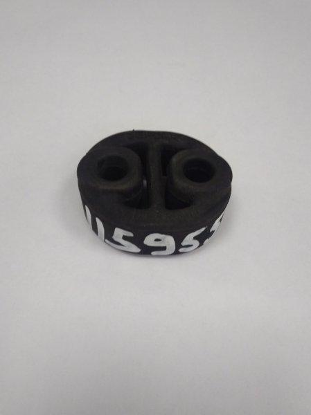 """Подушка глушителя Toyota Vitz SCP90 2SZ-FE 2005 17565-40010 резиновая """"восьмерка"""" с задней бочки,"""