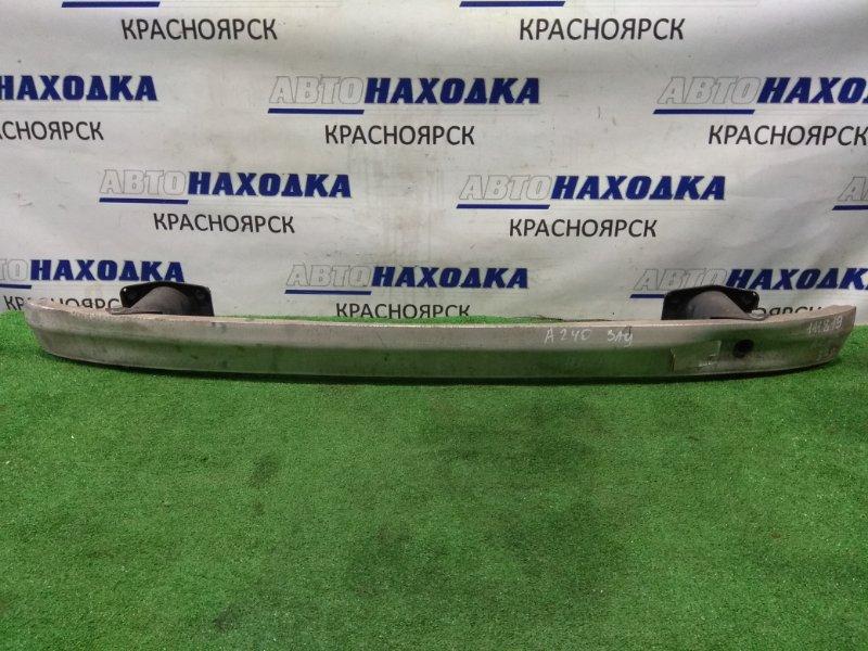 Усилитель бампера Mercedes-Benz E240 211.061 112.913 2002 задний Rear швеллер со стаканами