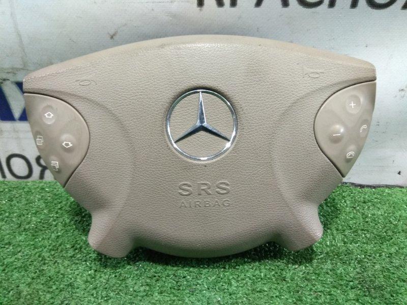 Airbag Mercedes-Benz E240 211.061 112.913 2002 передний правый водительский, с подушкой, без заряда