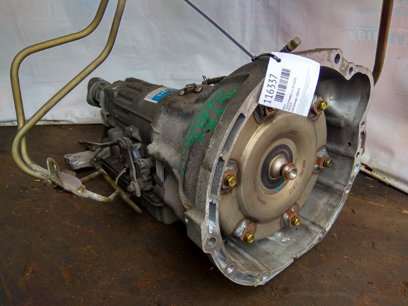 Акпп Toyota Mark Ii Grande GX110 1G-FE 10.2000 03-70LS K12-20 электронная. с BEAMS