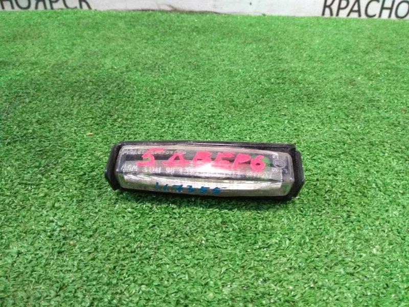 Фонарь заднего хода Toyota Ractis NCP100 1NZ-FE 2005 фонарь освещения заднего номерного знака
