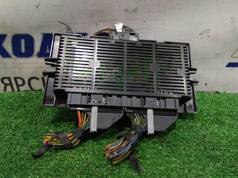 Компьютер Bmw 320I E90 N46B20 2004 61359128188, 61359128224 Блок управления светом