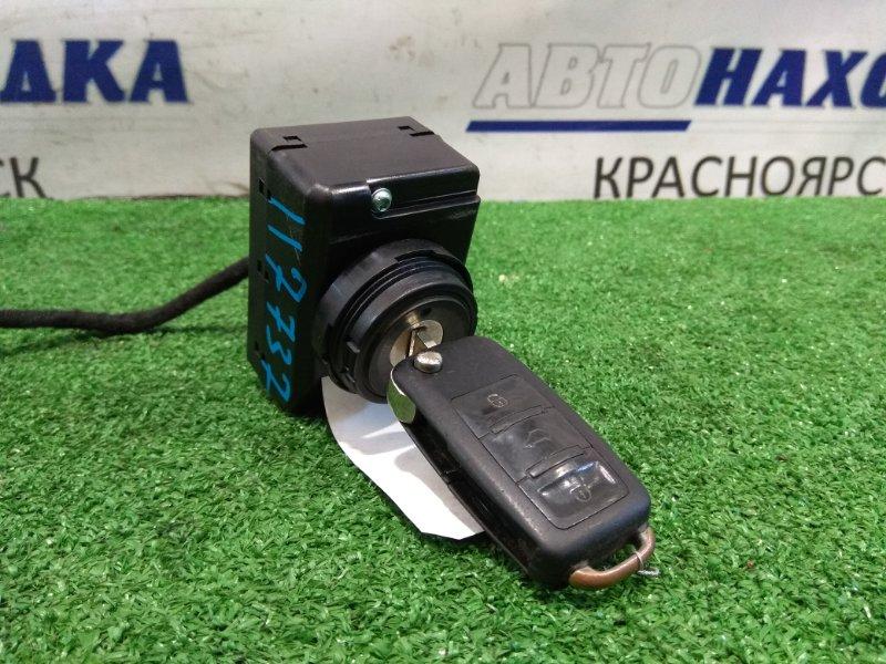 Замок зажигания Volkswagen Touareg 7LA AZZ 2002 3D0905865C электронный, с ключом