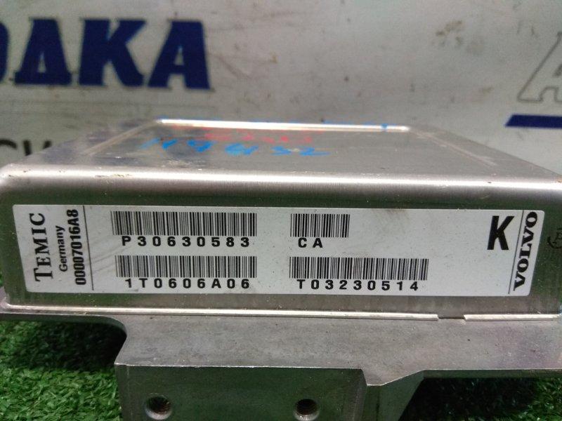 Компьютер Volvo S40 B4204T3 2001 30630583 управления АКПП