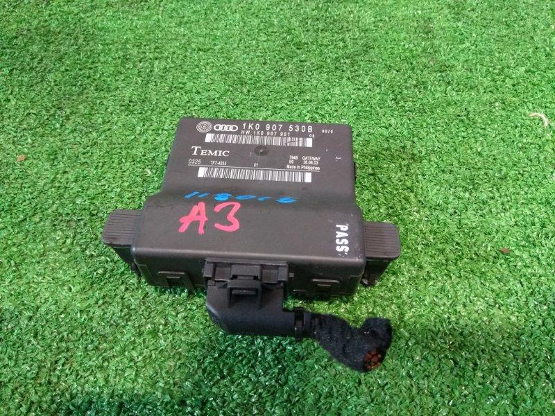 Компьютер Audi A3 8P AXW 2003 1K0907530B Диагностический интерфейс шин данных
