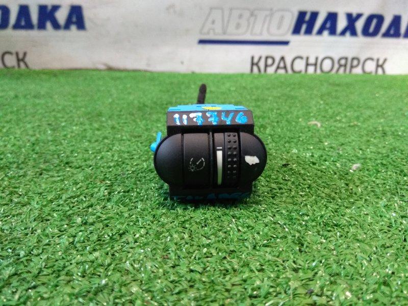 Кнопки в салон Volkswagen Touareg 7LA AZZ 2002 7L6941334 Кнопка освещения панели приборов -