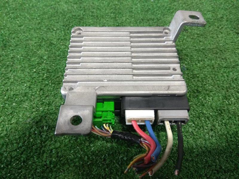 Блок управления рулевой рейкой Honda Life JB5 P07A 2003 39980-SFA-010 блок управления рулевой