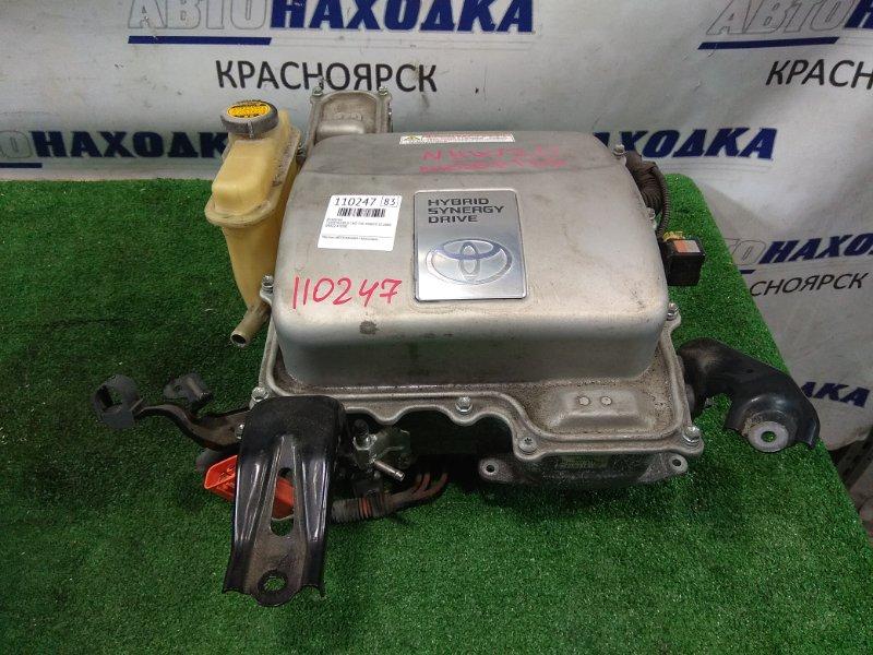 Инвертор Toyota Prius NHW20 1NZ-FXE 2005 G9200-47110 INVERTER TOYOTA G9200-47110. С аукционного авто.