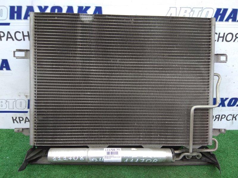Радиатор кондиционера Mercedes-Benz E240 211.061 112.913 2002