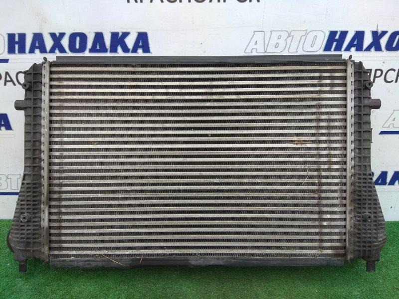 Радиатор интеркулера Volkswagen Touran 1T3 CAVC 2006