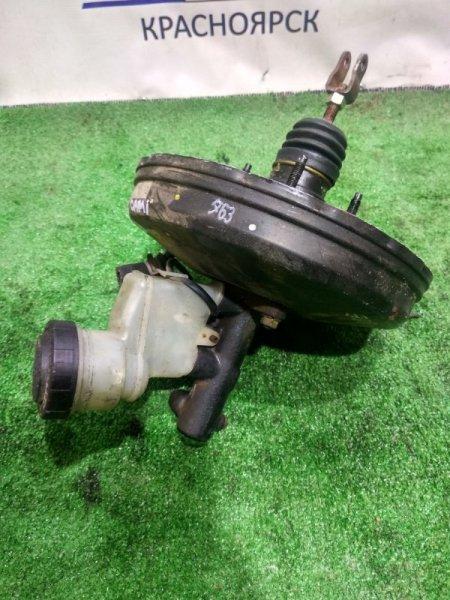 Главный тормозной цилиндр Toyota Cami J100E HC-EJ 1997 +вакуум/2 выхода