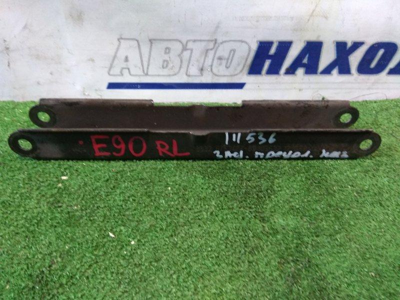 Рычаг подвески Bmw 320I E90 N46B20 2004 задний продольный нижний RL=RR