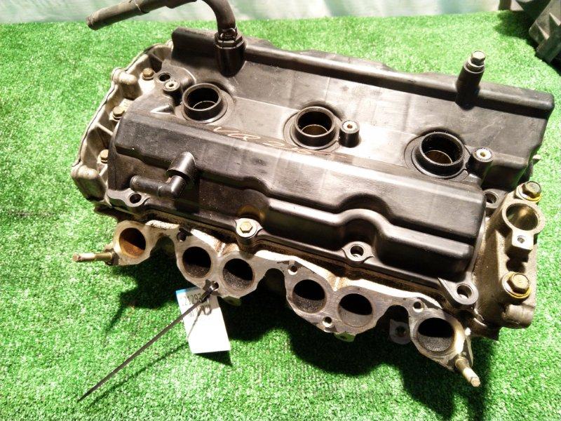 Головка блока цилиндров Nissan Skyline V35 VQ25DD 2001 правая