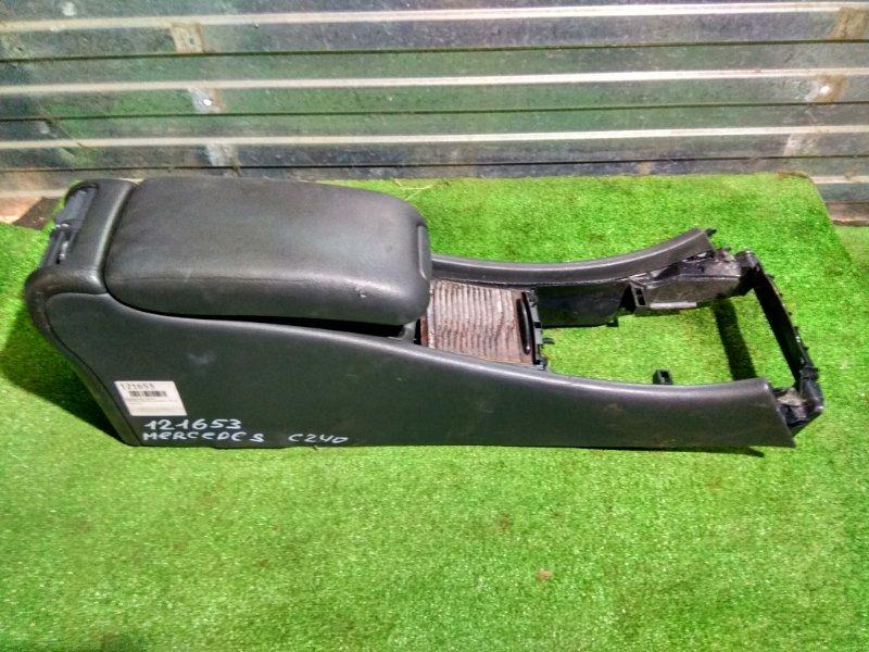 Консоль между сидений Mercedes-Benz C240 W203 M112 E26 2000 с бардачком