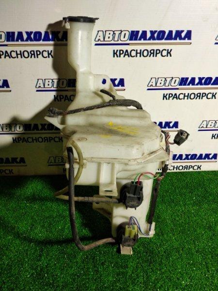 Бачок омывателя Daihatsu Boon M301S K3-VE +2 толстых моторчика