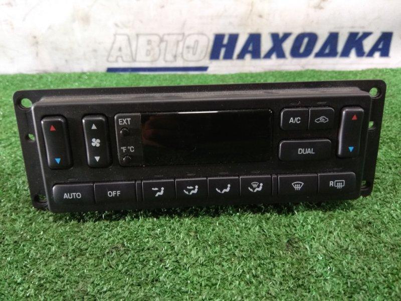 Климат-контроль Ford Explorer U251 TRITON V8 2005 1L2F-19D840-AA электронный, двухзонный