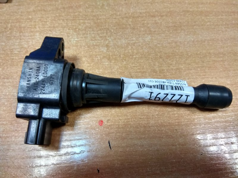 Катушка зажигания Nissan Lafesta B30 MR18DE 22448-ED000 НЕТ!!!! AIC-2408A, C11