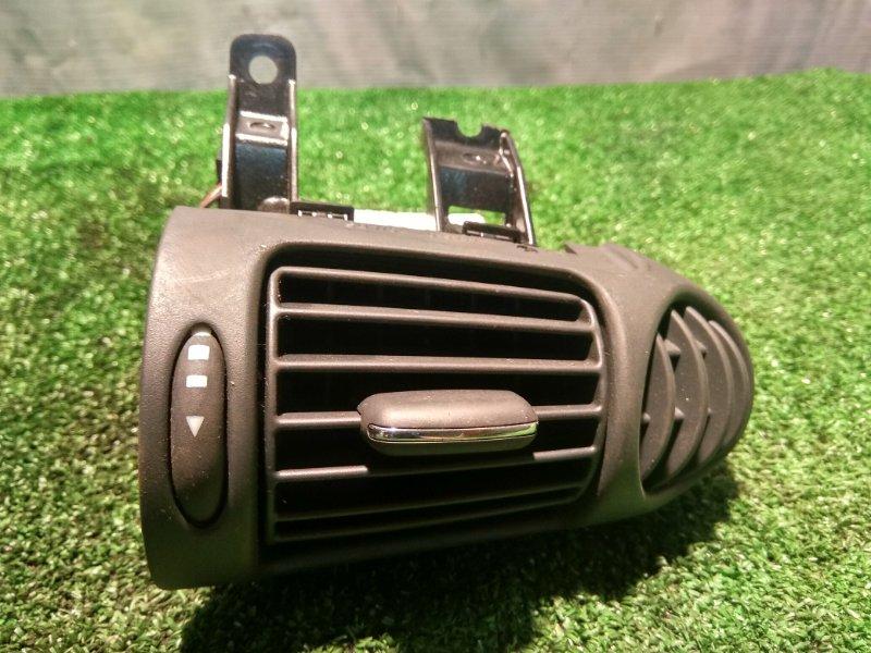Дефлектор печки Mercedes-Benz C240 W203 M112 E26 2000 2038300154 с подсветкой