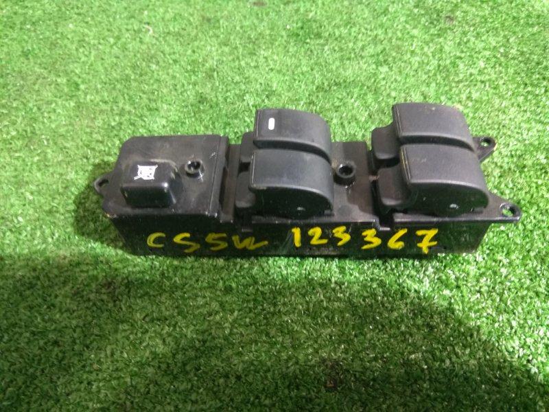 Блок управления стеклоподъемниками Mitsubishi Lancer Cedia CS5W 4G93 2000 передний правый MR587877 FR