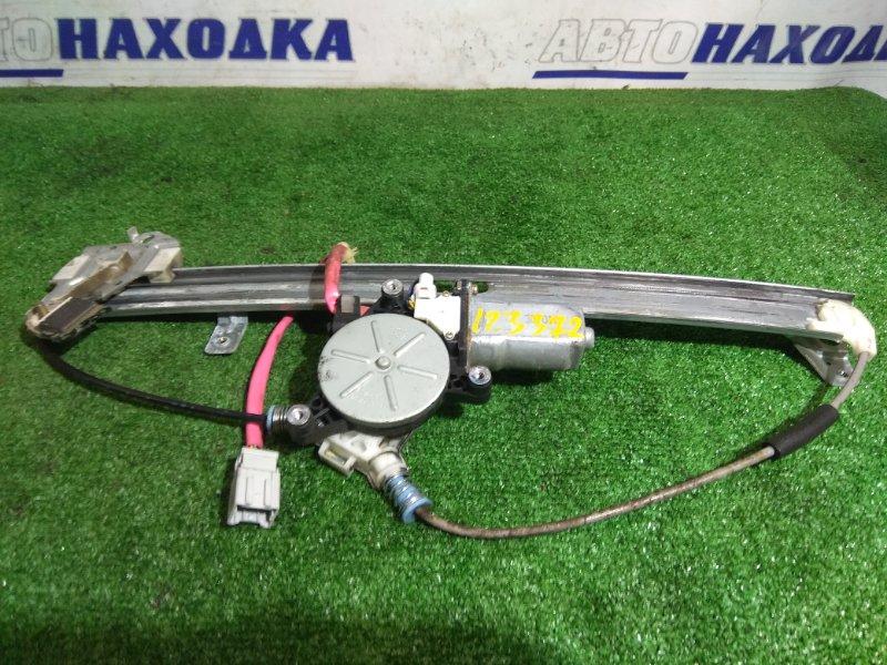 Стеклоподъемник Honda Avancier TA1 F23A 1999 передний правый FR 6k