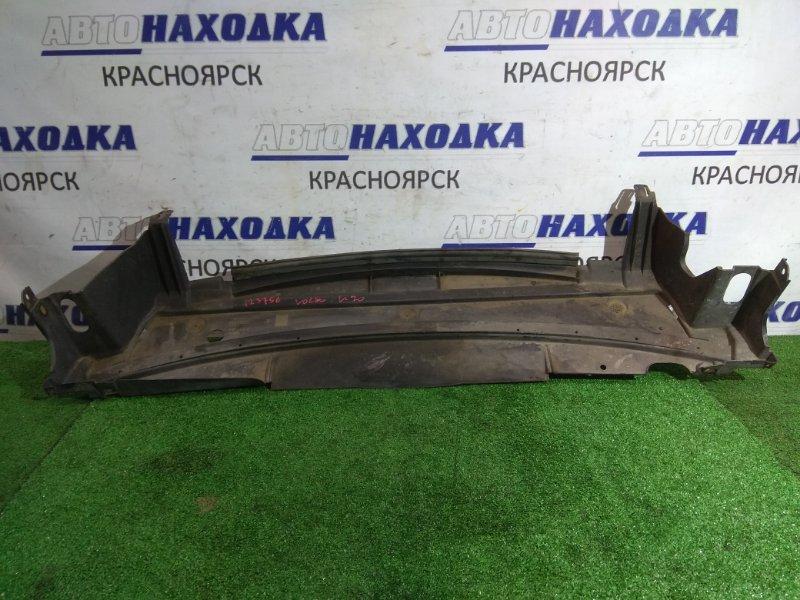 Защита двс Volvo V70 2001 передняя под бампер, сплошная