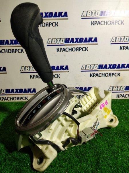 Рычаг переключения кпп Honda Fit GE6 L13A 2007