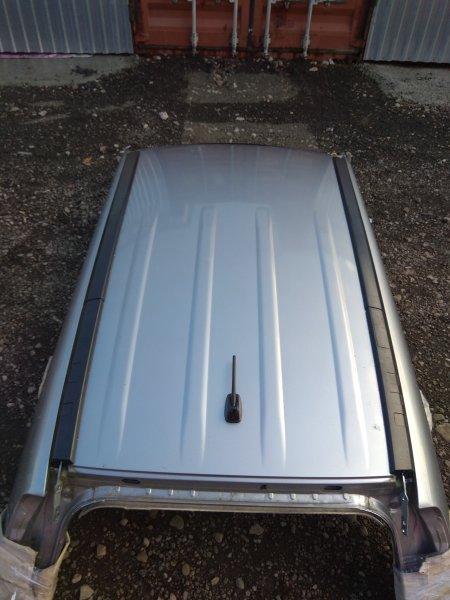 Крыша Honda Cr-V RE4 K24A 2006 62100-SWA-J10ZZ С молдингами, обшивкой и антенной. Серебро-код краски