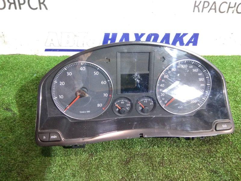 Щиток приборов Volkswagen Golf Plus 5M1 BVY 2004 1K0920863A