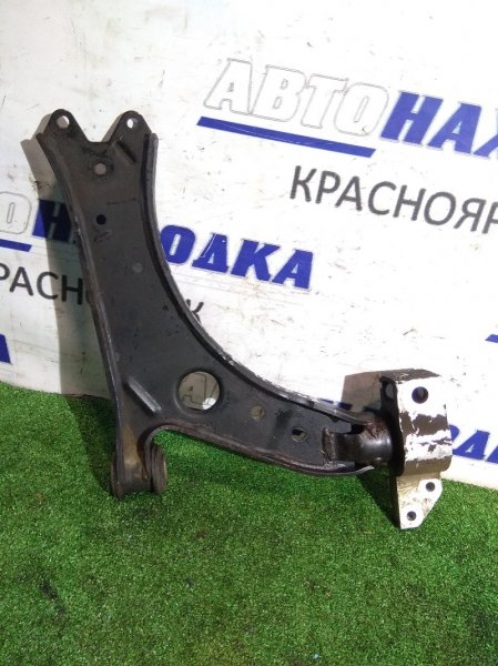 Рычаг подвески Volkswagen Golf Plus 5M1 BVY 2004 передний правый 1K0407851E FR