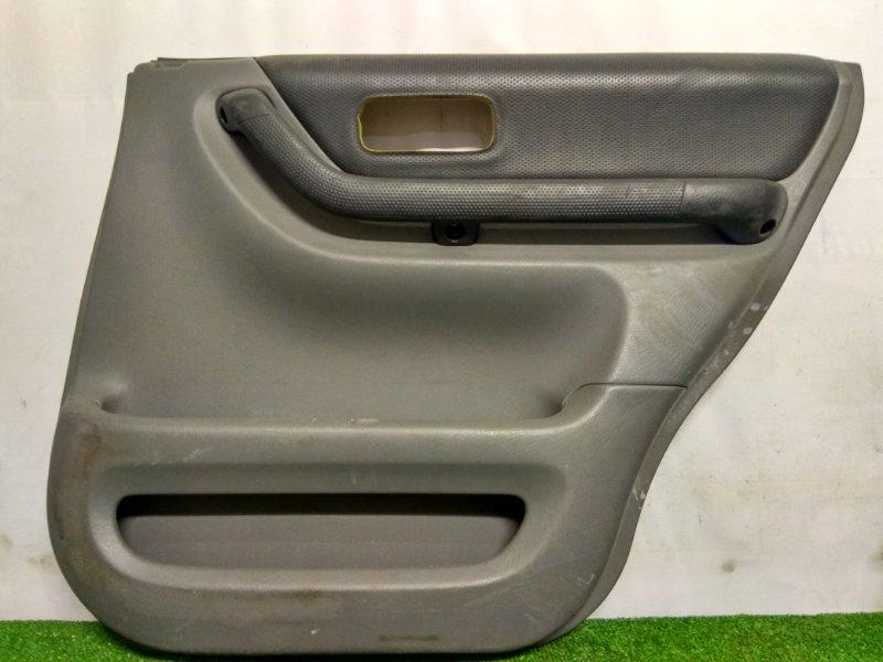 Обшивка дверей Honda Cr-V RD1 B20B 1996 задняя правая